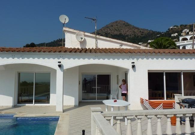 Villa en Rosas / Roses - Ref. Nav19