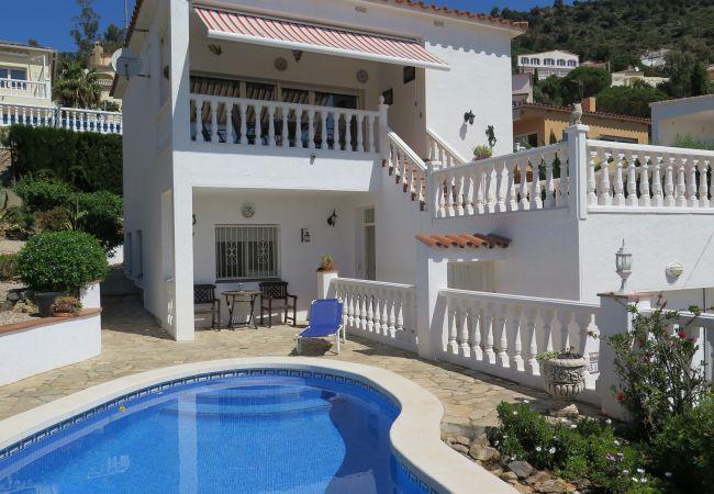 Villa en Rosas / Roses - Ref. Alb31