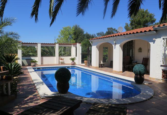 Villa in Rosas / Roses - Ref. Vit25